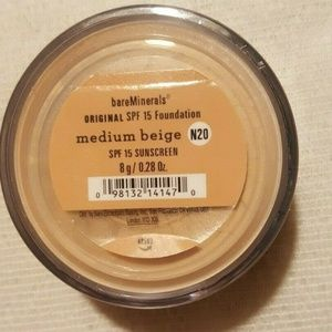 bareMinerals ORIGINAL MEDIUM BEIGE SPF 15 (FULL)